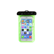 logo photo printing customised waterproof phone pouch