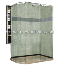 Protable glass Steam shower room for sale