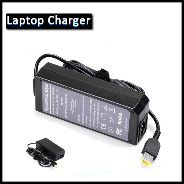 New Power Supply AC Adapter Charger for IBM Lenovo T60 X60 R60 Notebook 20V 4.5A 90W