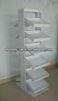 Shop furnitures for cosmetic display rack HSX-851