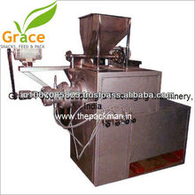 India Snack Foods Making Extrusions Line Machinery