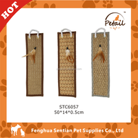 Sisal Mat Cat Toy Door Scratch Wall Scratch Mat Cat Mat Scratcher Cat Toy