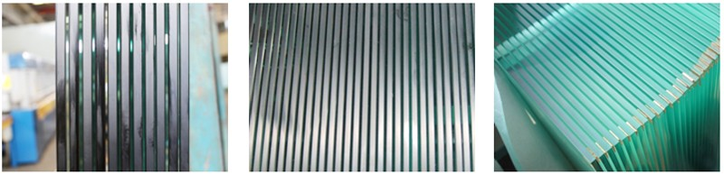 Glass and Mirror edgework, Cut, Grinded, Polished, Beveled