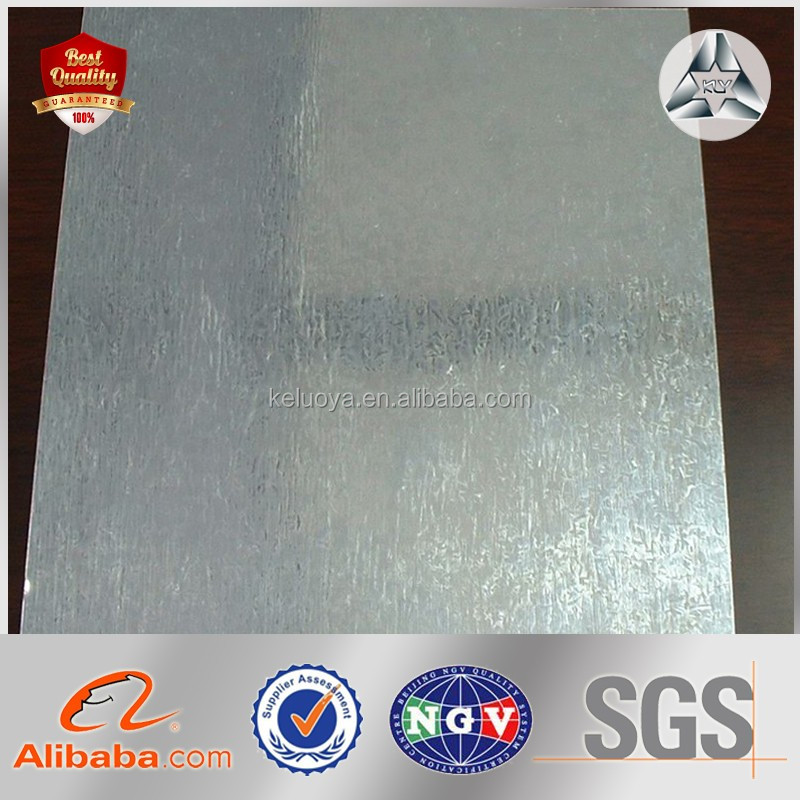 Hot Rolled Galvanized Carbon Steel Plate