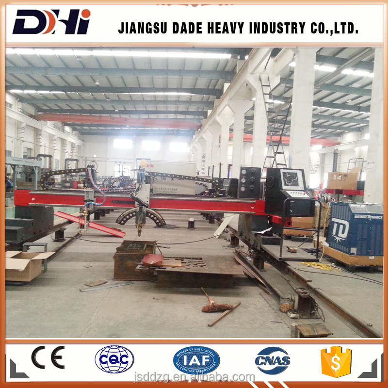 New style cutter for metal gantry cnc flame plasma cutting machine