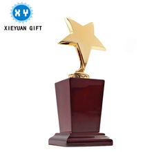 Awards Souvenir Sports Star Shape Wholesale trophy