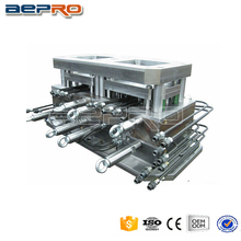 high pressure aluminum die casting moulding, die cutting mould