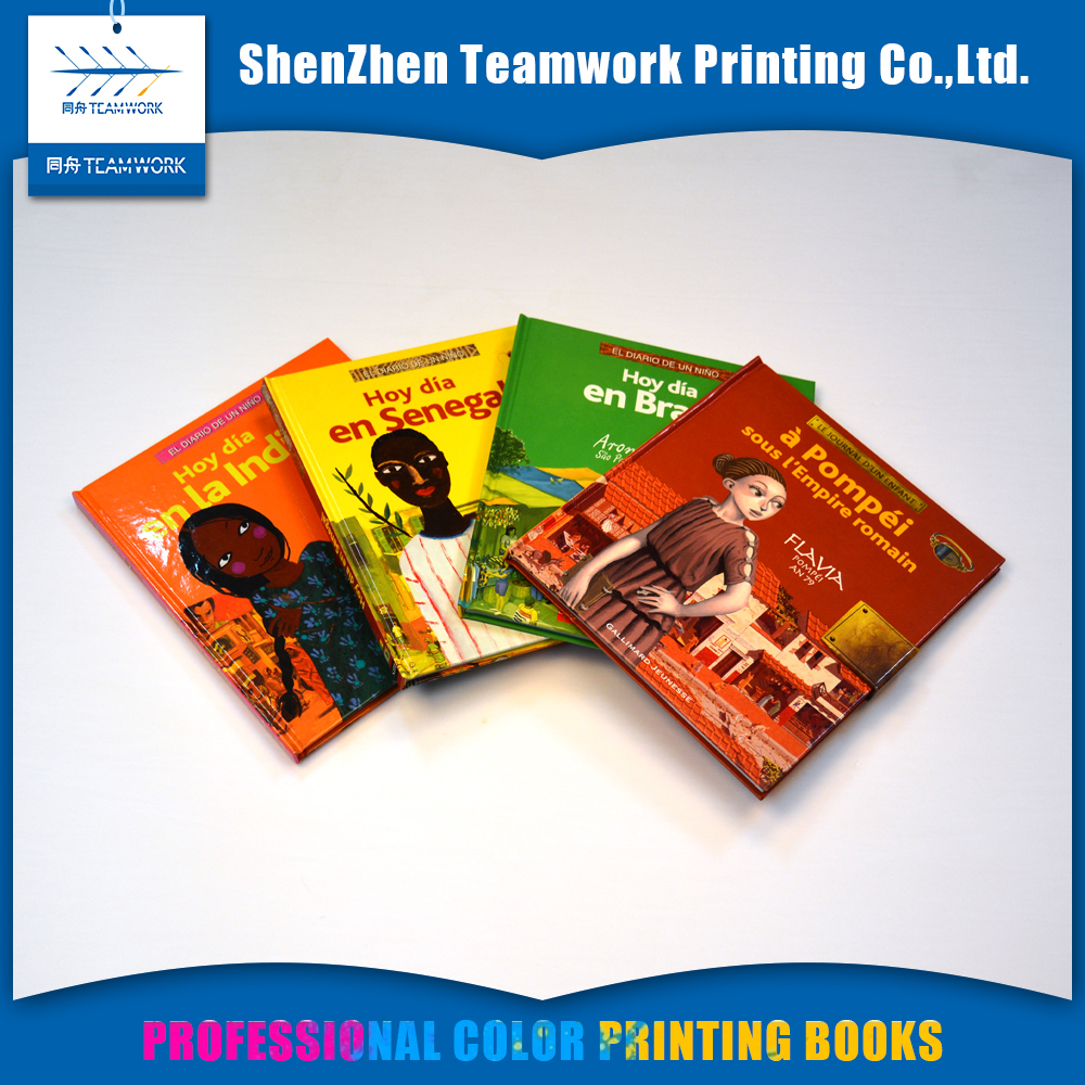 Comic book printing, Hardcover Children Story Book Printing