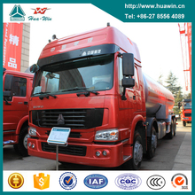 Sinotruk Howo Fuel Transport Tank Oil Delivery Truck for Hot Sale