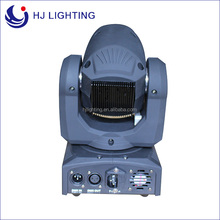 2016 hot selling Party disco dj stage light 30w dmx mini gobo projector spot led moving head