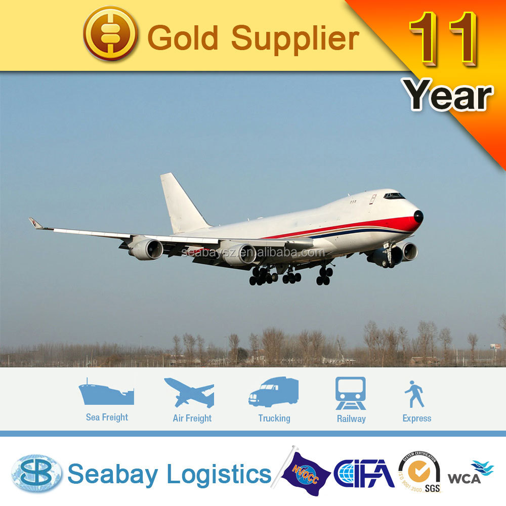 shanghai air freight to london