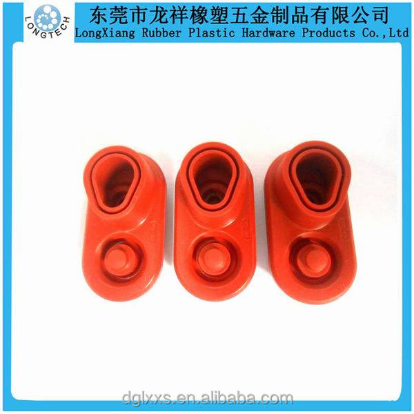 Fast Delivery High temperature And Oil Resistance Silicone Rubber Seal Part