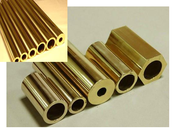 seamless brass tubing/pipe/tube/copper tube