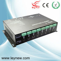 Hot 350-700mA LED 24 channel DMX decoder - Constant current