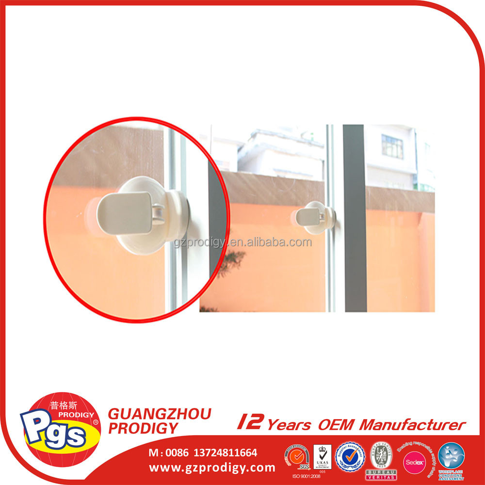 Child home safety suction cup door lock