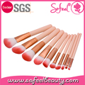 Sofeel Fashion Style Professional Makeup Brush Kit