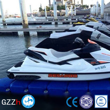 maintenance free pontoon float for boat from china