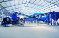 NPK compound fertilizer granulation machinery/equipment/plant