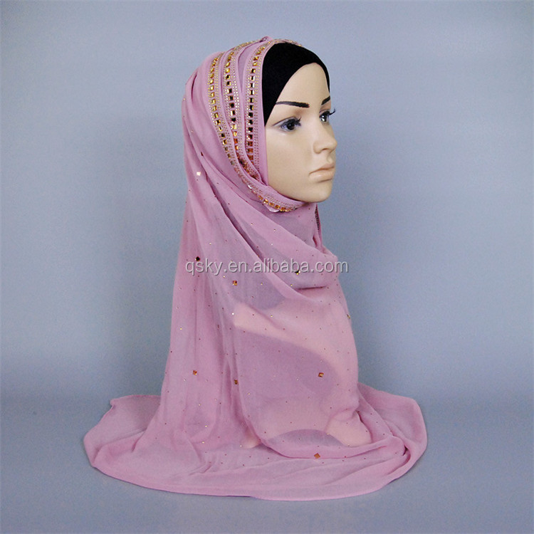 Fashion jersey Instant Hijab maxi Scarf ready to wear hijab