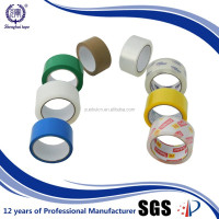 Carton packaging used opp adhesive tape, Clear/brown packing tape, transparent bopp tape