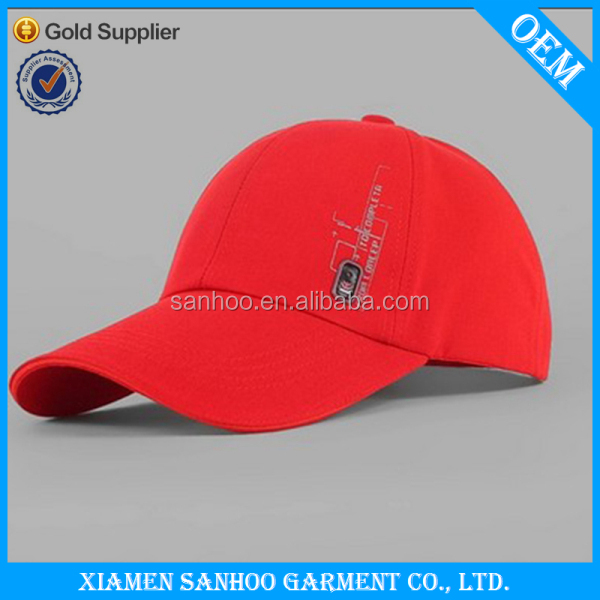Good Quality Simple Plain Blank Wholesale Baseball Cap All Colors Available