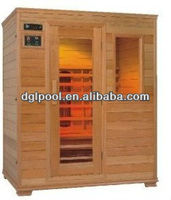 high quality and cheaper YS-0392 infrared sauna room