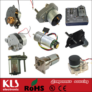 Good quality brushless gearbox dc electric motor 48v 1500w micro small 141 KLS brand