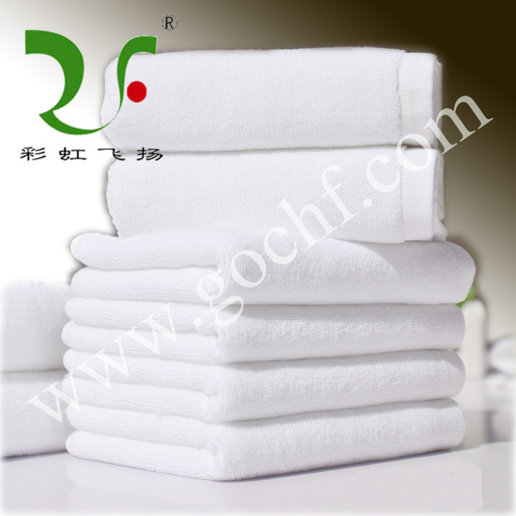 100 cotton Extra absorbent soft hotel bath towels