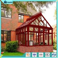 Sun Room/Best Seller Sunrooms With Laminated Glass /Aluminium Garden Sunrooms