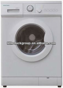 600-900rpm front loading washing machine with electronic controller