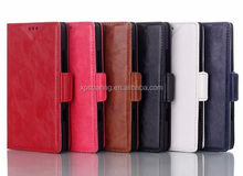 PU wallet leather case pouch with stand for Nokia Lumia 1020