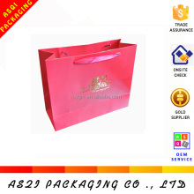 wholesale alibaba fashion hot sale custom made led paper bag