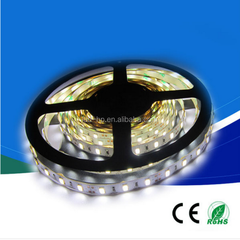 outdoor high quality 4.8 watt smd 60 3528 led strip light low price for decoretion