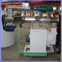 CE SGS Approved Chicken/Cow/Fish/Duck/Cat/Dog/Pig Pet Food Ring Die Pellet Machine