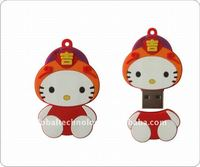 Cartoon usb, cat usb flash drive,cheapest lovely cartoon usb 8GB