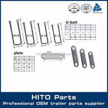 commercial trucks and vans Trailer Body U-Bolt Kits