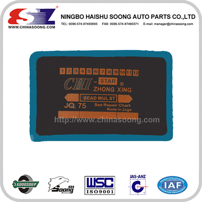 high quality Car tube tyre tire repair patches