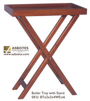 Coffee tables Butler Tray & Stand