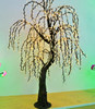 Outdoor decorative artificial willow LED lights || LED weeping willow tree lighting