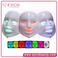 Buy Skin rejuvenation LED red Light Therapy beauty SPA equipment handheld led light anti acne device for eczema