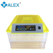 Best price 96 eggs cheap egg incubator machine/cheap egg incubators price/egg hatching for sale