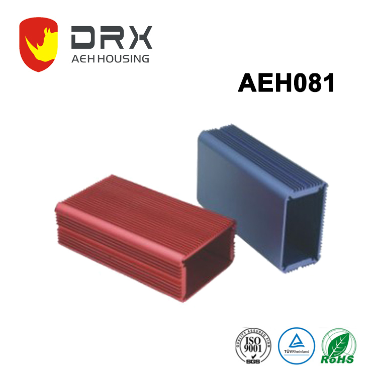 IP65 Protection Level and Outlet Box,Aluminum Extrusion Enclosure Type Aluminum Box