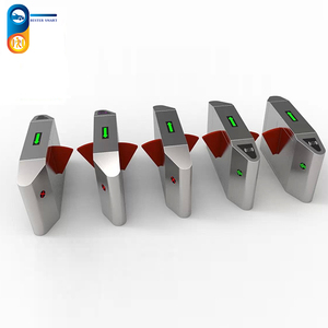High quality RFID card automatic access control sliding barrier gate