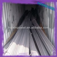 corrugated steel bar standard size with cheaper price