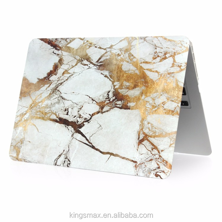 Classic Marble Painting Hard PC Case Cover For Macbook Hard Shell Case