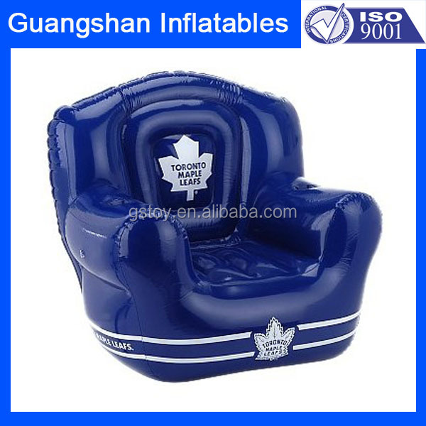 luxury adults kids inflatable air filled chair