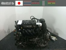 used car spare parts TOYOTA 1NZ-FE