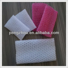 expand sleeve packing pe fruit nettings