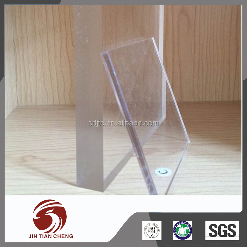 Hyaline Custom cut plexiglass heat resistant plastic acrylic sheet 0.5mm