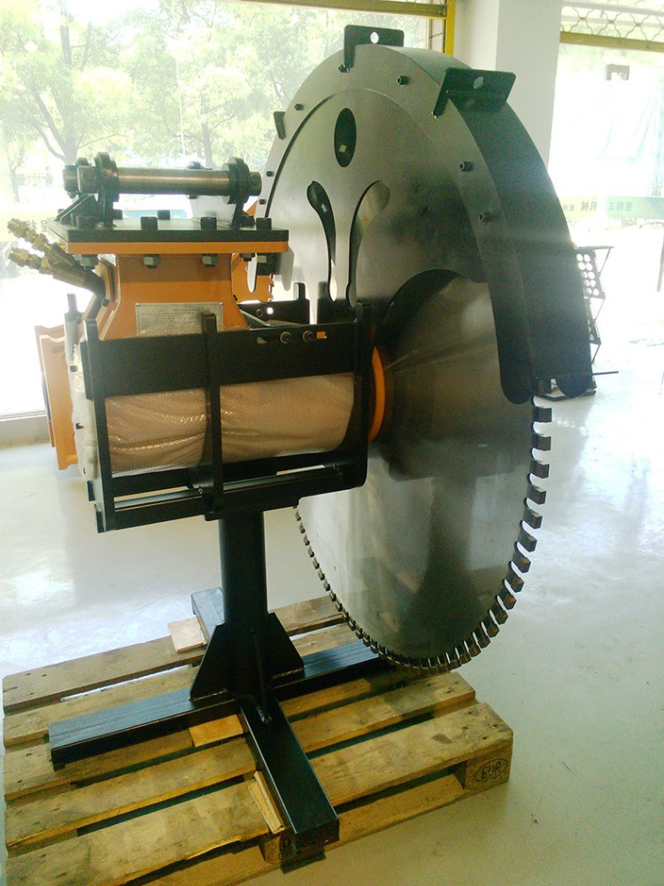 lower price high quality diamond rock saw excavator for concrete